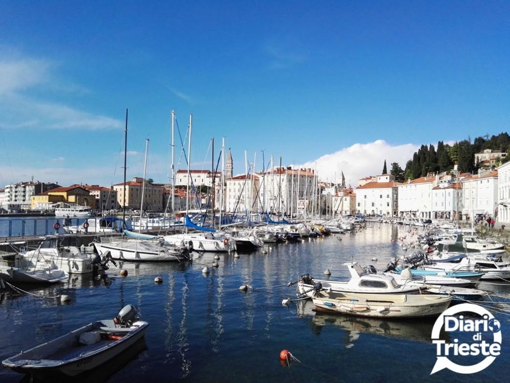 A spasso tra le vie di Pirano (© Diario di Trieste)