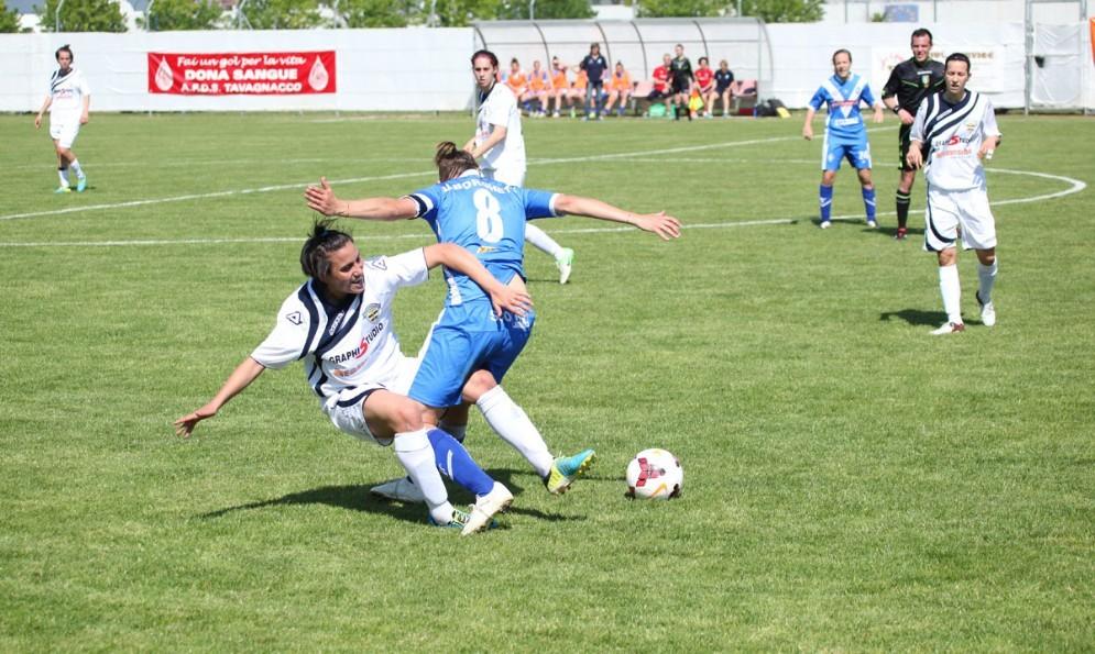 Alice Parisi, centrocampista del Tavagnacco