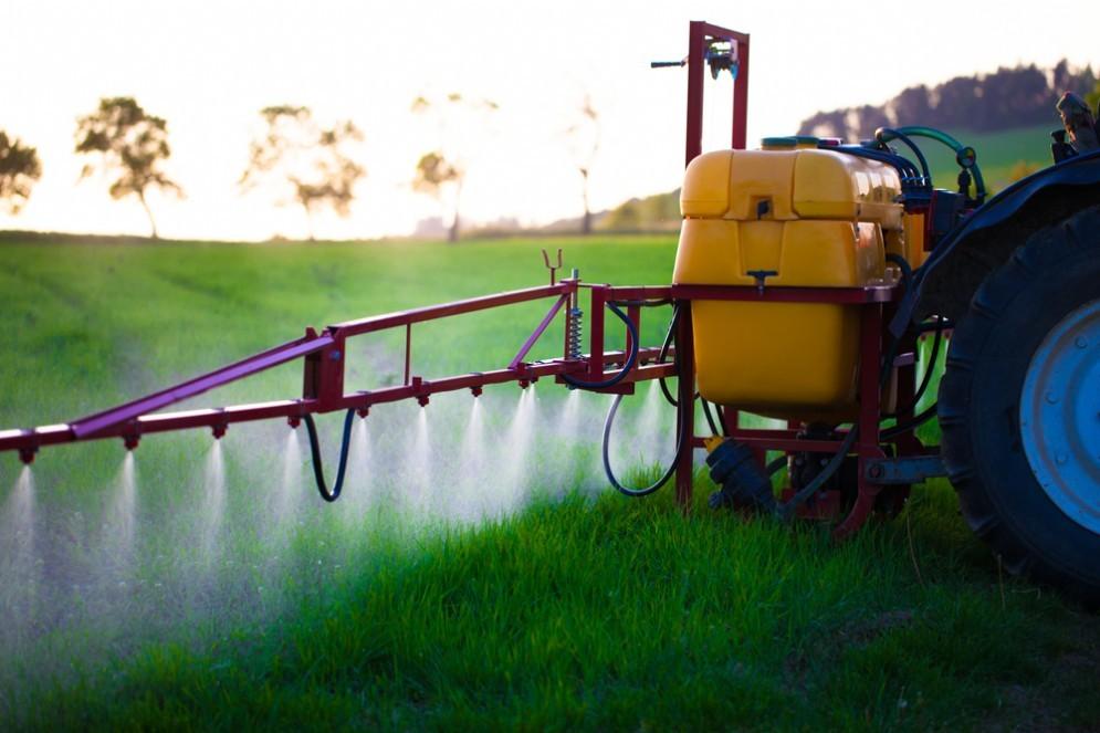 Crescono i pesticidi nelle acque italiane