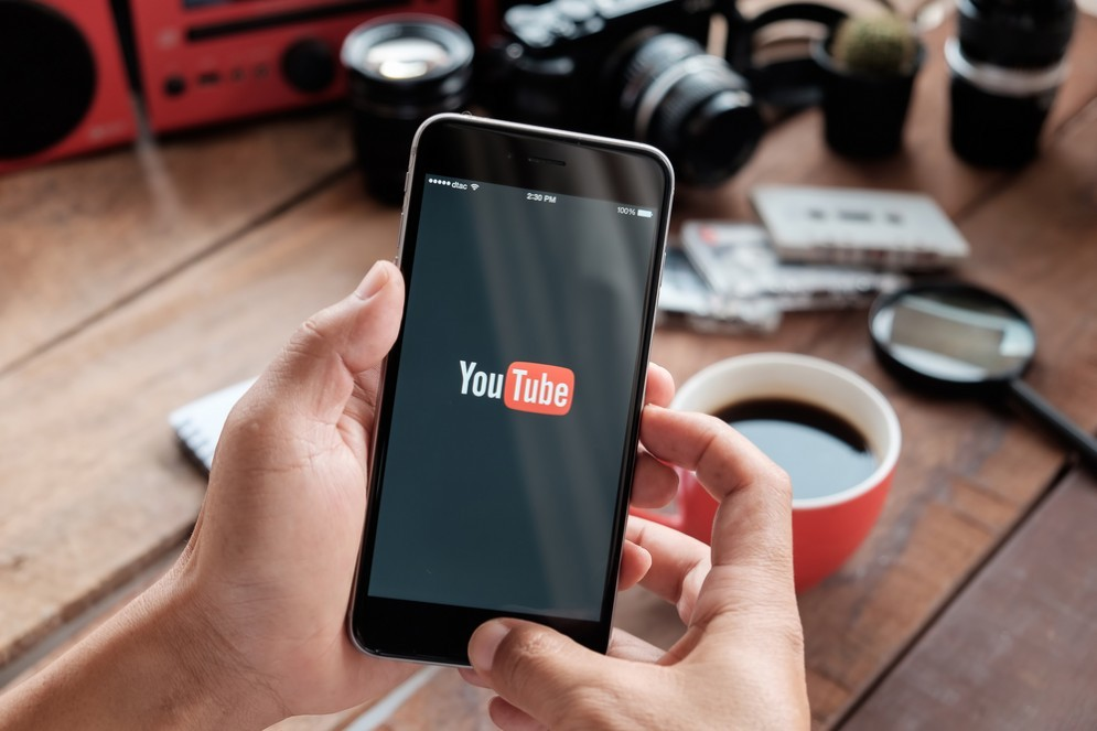 YouTube batte la TV americana