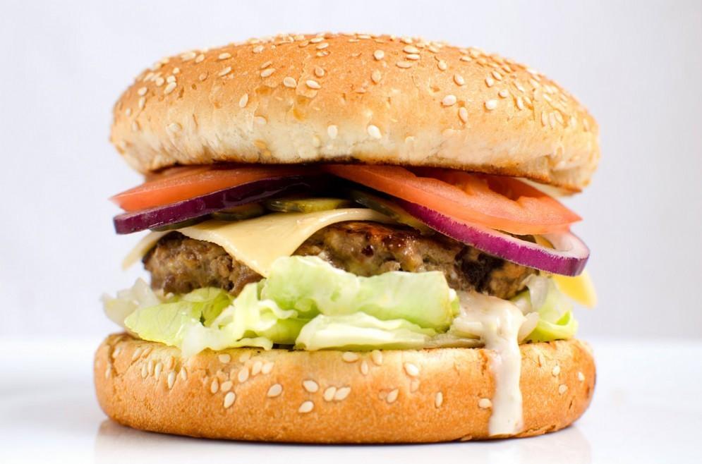 Hamburger, trovate tracce di Dna di topo e umano