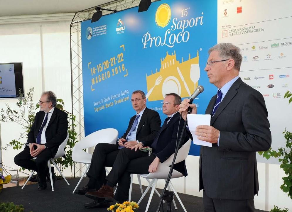 Inaugurata l'edizione 2016 di Sapori Pro Loco