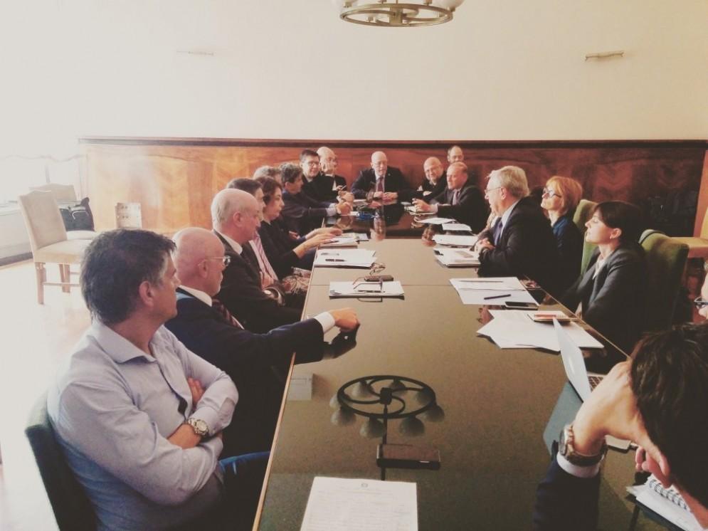 Il tavolo convocato al Ministero