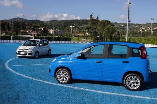 Fiat è top sponsor della Figc