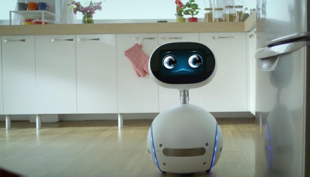 Il robot Zenbo