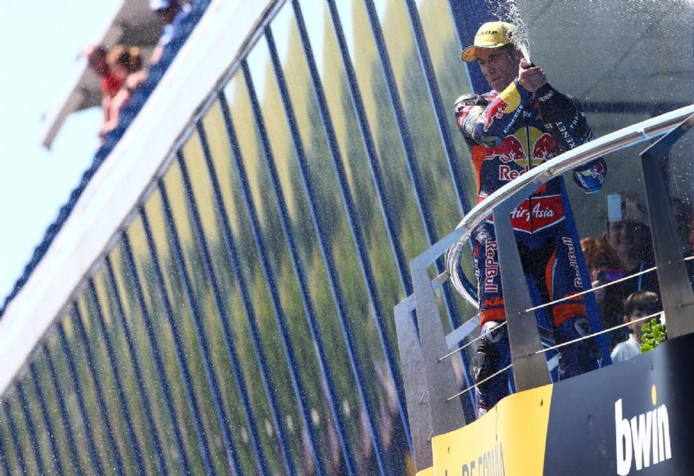 Continuano i podi: qui a Jerez 2013