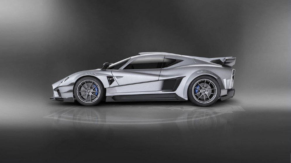 Aerodinamica completamente rivista, con molti elementi ispirati al mondo della Formula 1