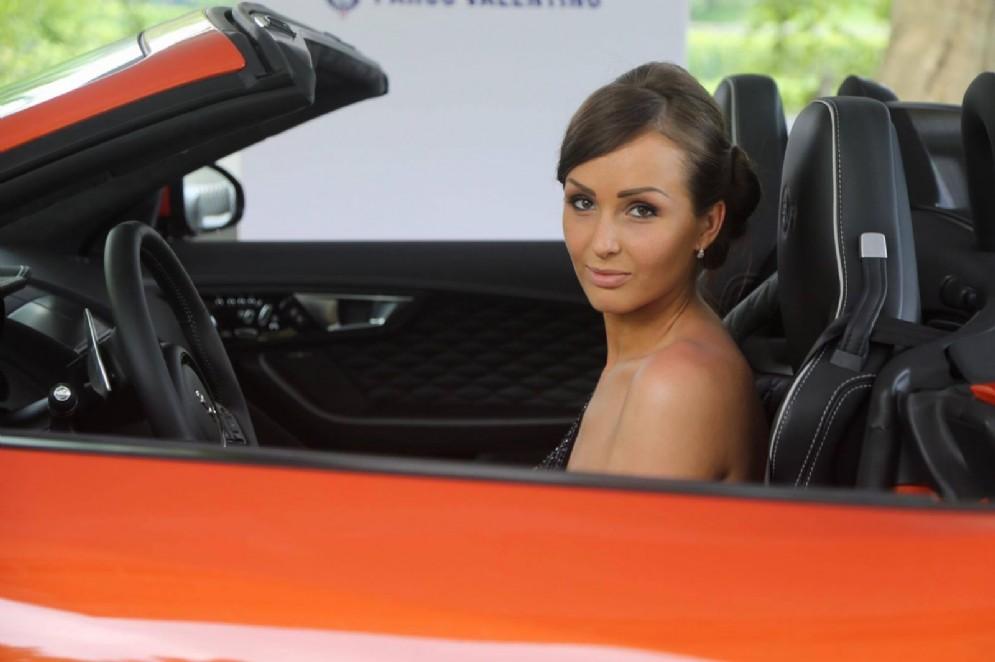 Donne e motori:binomio vincente del Salone dell'Auto