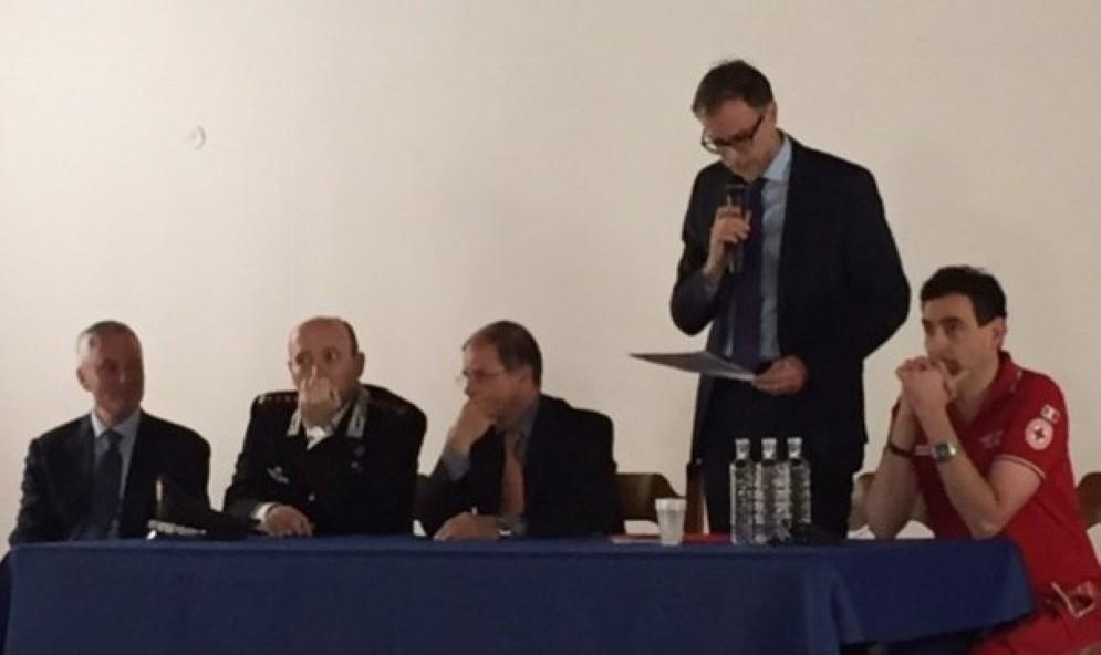 La serata organizzata a Bicinicco