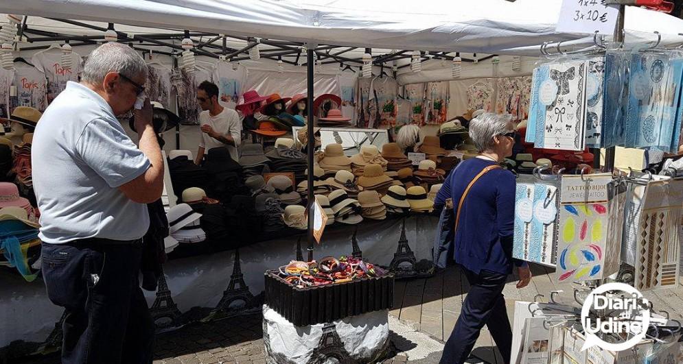 L'evento nel centro di Udine