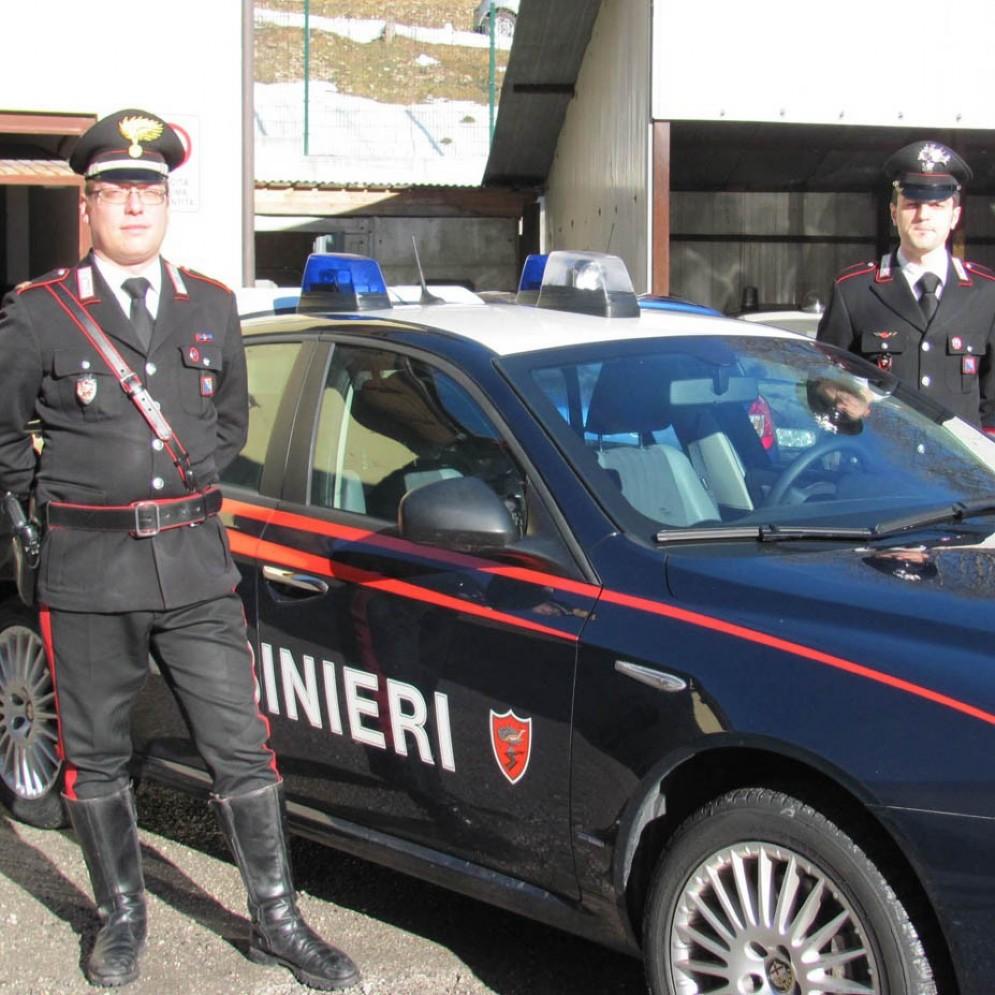 Operazione in Romania dei carabinieri di Udine
