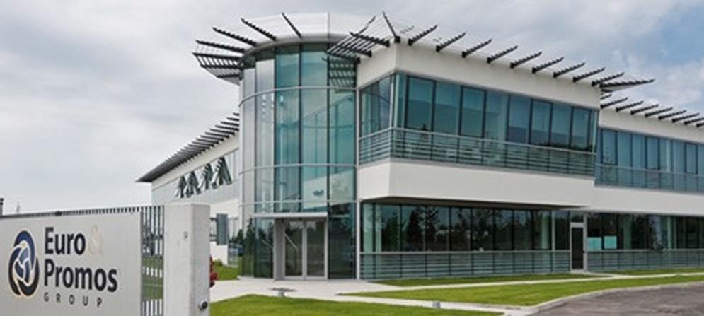 La sede dell'azienda
