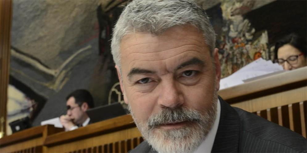 L'assessore Paolo Panontin