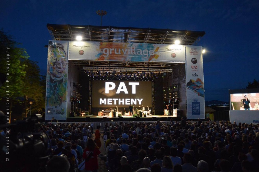 Pat Metheny al GruVillage 2016