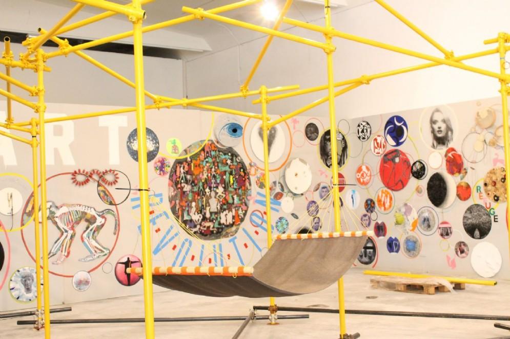 La mostra Amacarium all'interno si Arte Al Centro