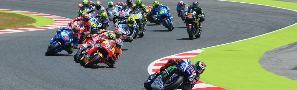 Il gruppo della MotoGP