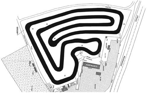 Il circuito di Viverone