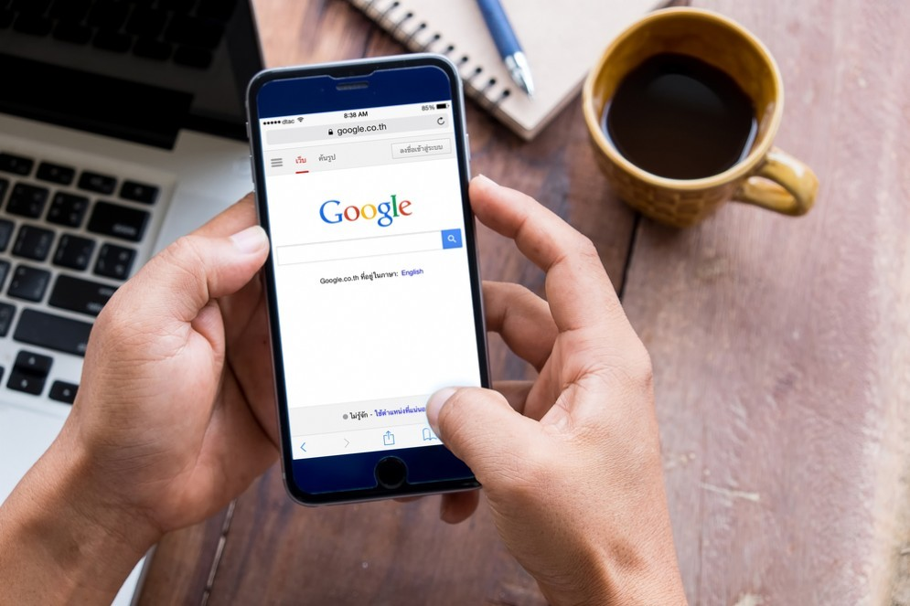 Lo smartphone di Google
