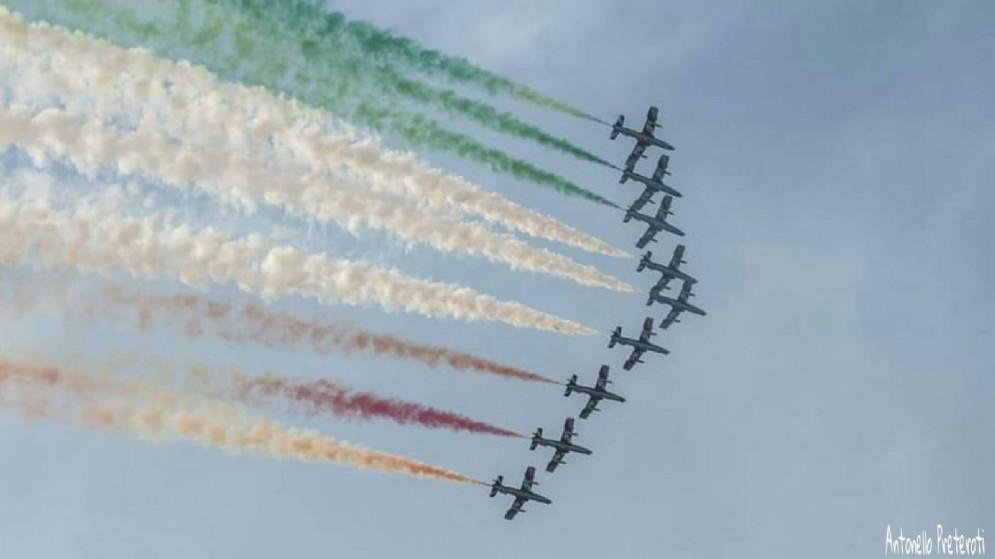 Simmetrie perfette nei cieli di Torino
