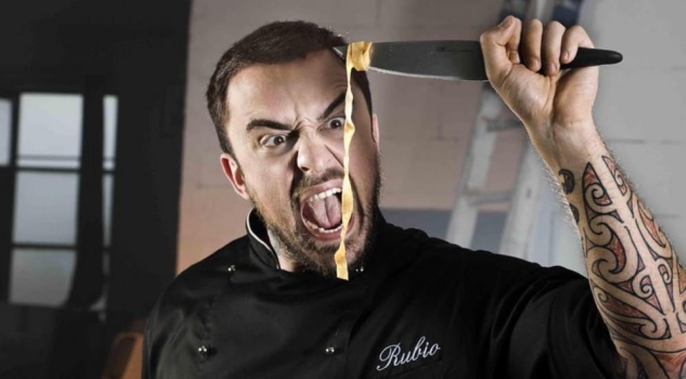 Chef Rubio conduce Nonne do it better ed approda a Biella