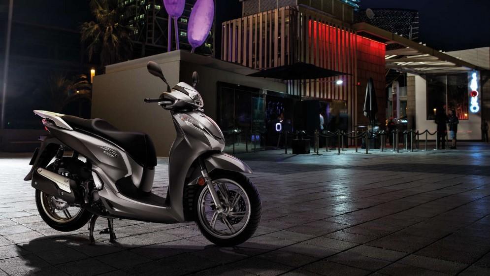 HONDA SH 300 - 4.845 esemplari venduti (© Honda)