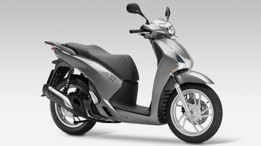 Honda SH 150 - 4.673 esemplari venduti