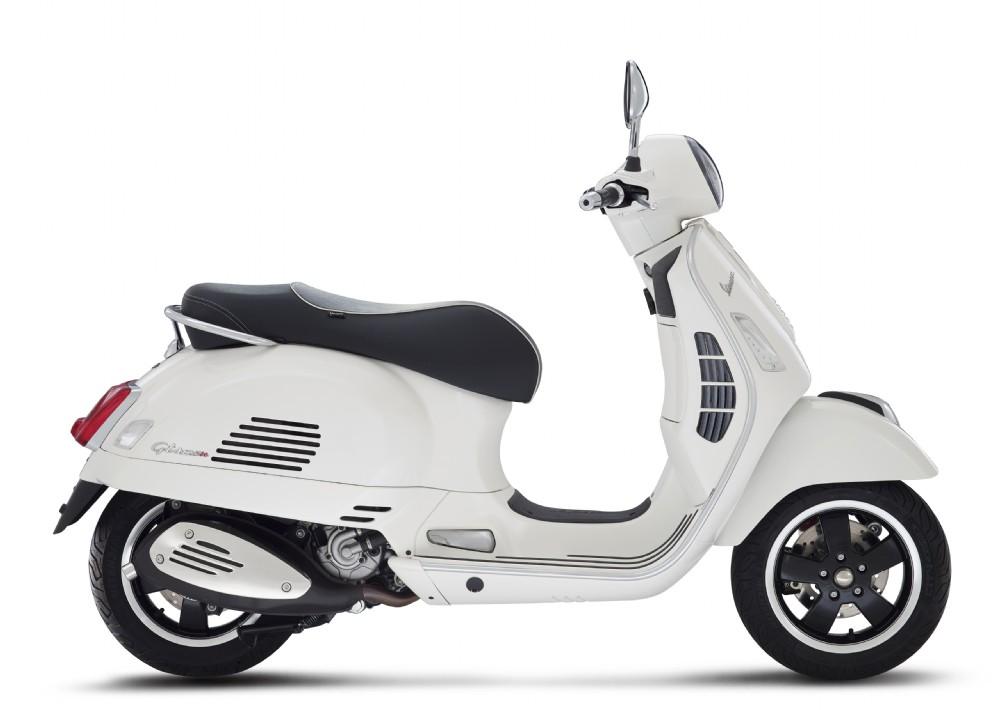 PIAGGIO VESPA GTS 300 SUPER - 1.905 esemplari venduti
