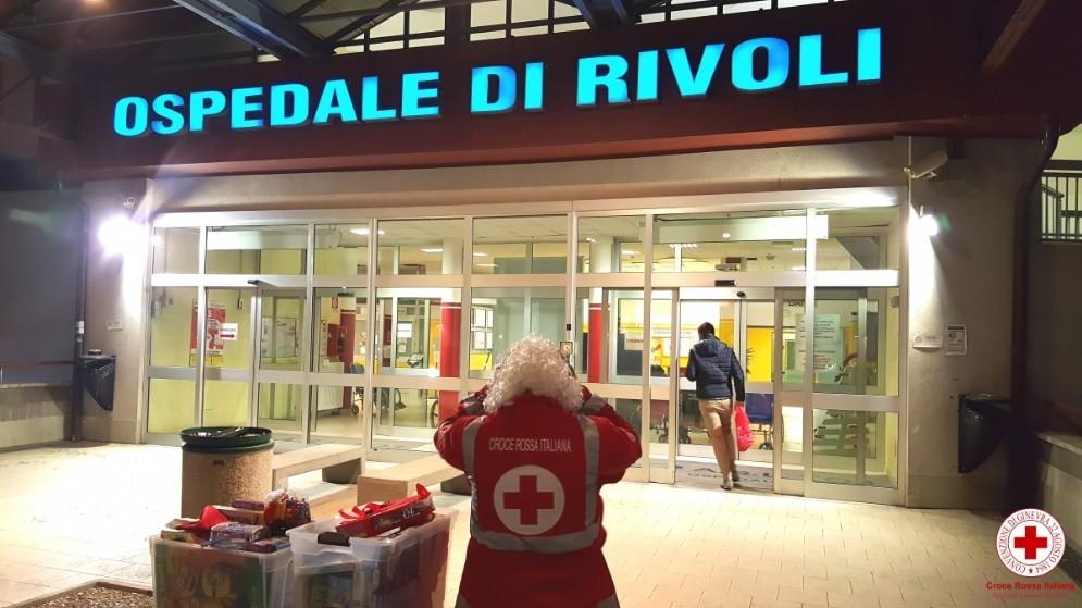 Il giallo all'ospedale di Rivoli