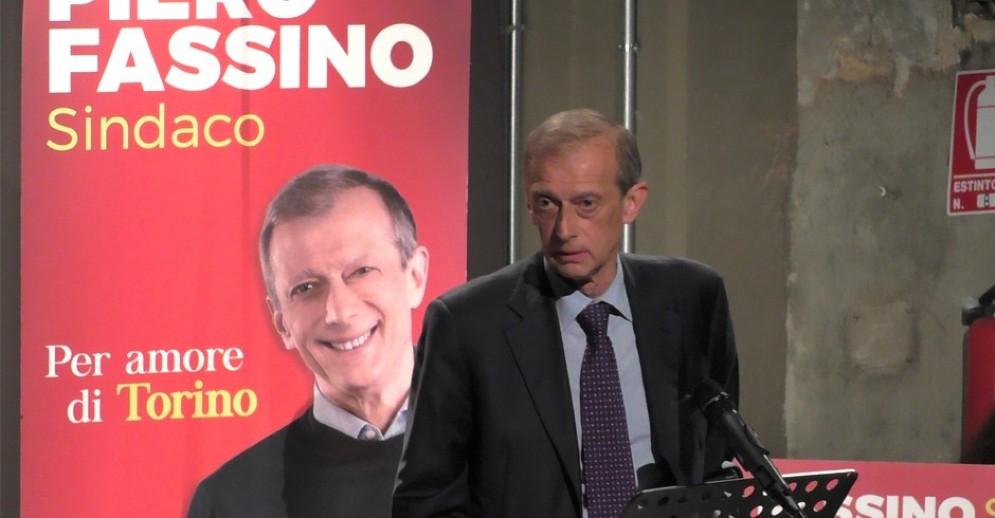 Piero Fassino, sindaco di Torino tra il 2011 e il 2016