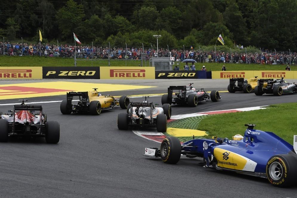 Un Gran Premio di Formula 1