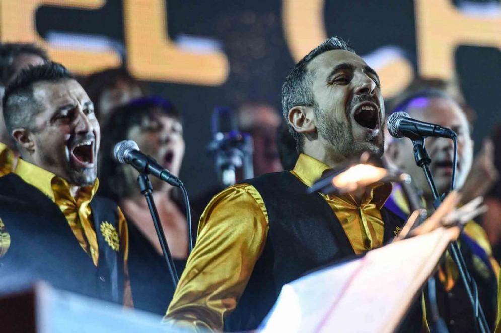 Sunshine Gospel Choir al GruVillage 2016