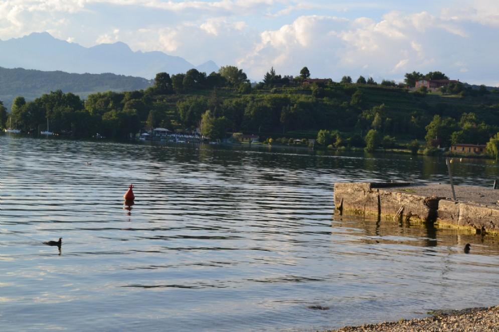 Altro scorcio del lago