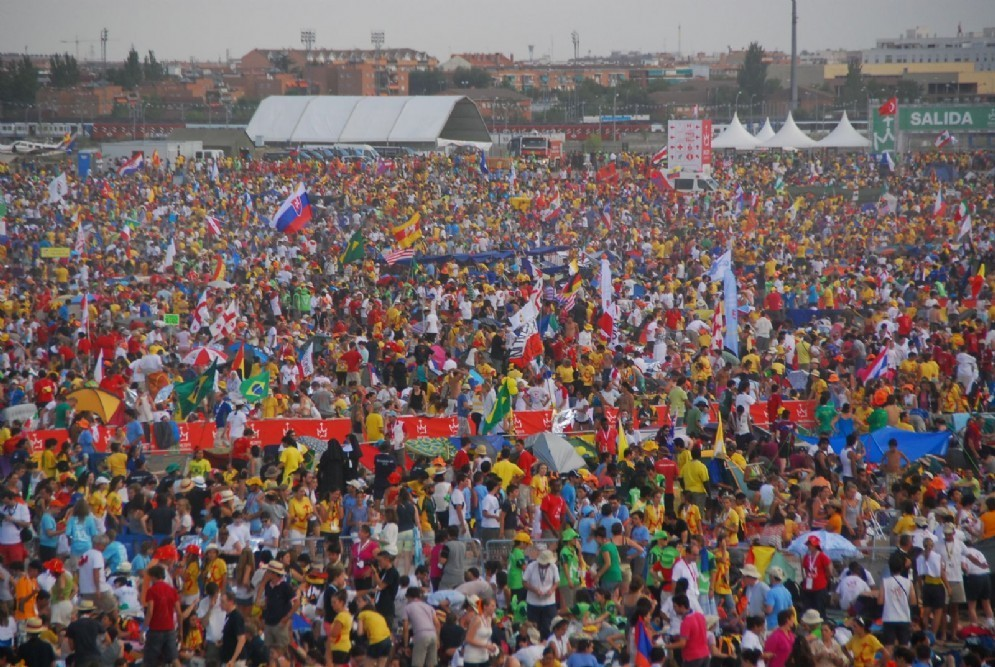 La Giornata mondiale della Gioventù a Cracovia