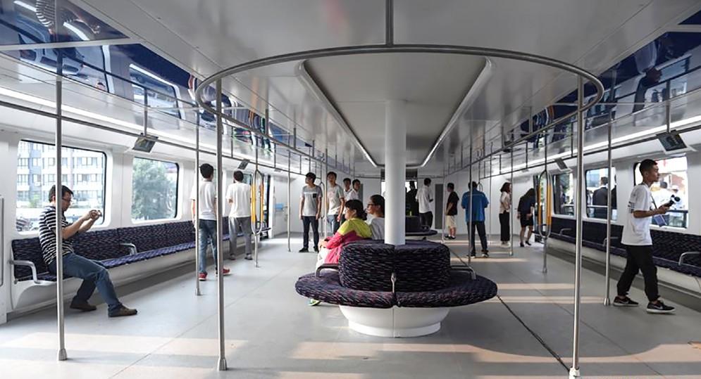 Il prototipo può trasportare fino a 300 passeggeri