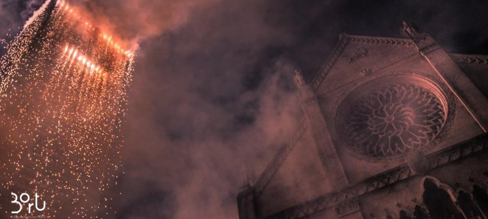 Torna 'Tempus est jocundum', la suggestiva rievocazione storica di Gemona, qui ritratta in una foto tratta dall'omonima pagina Faceobook