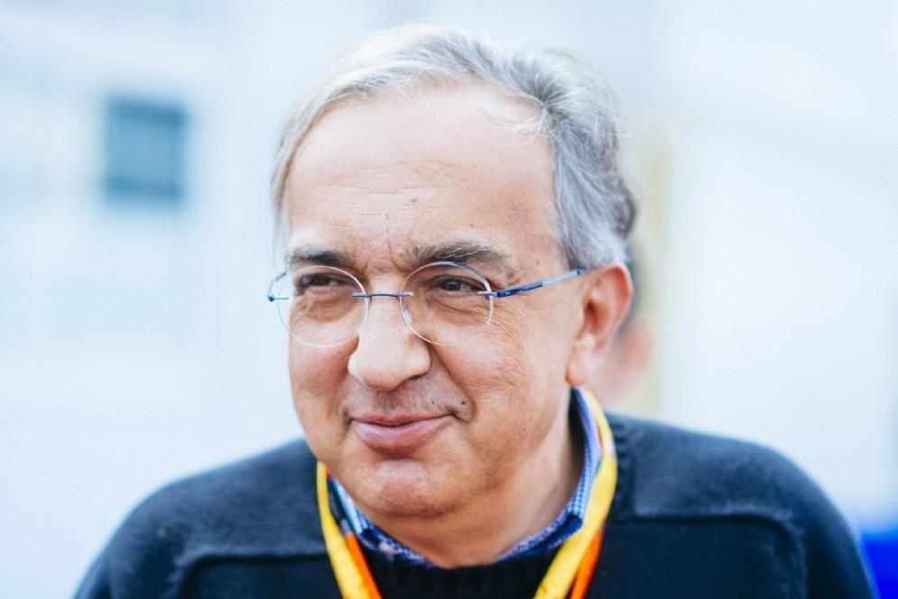 Il presidente Sergio Marchionne