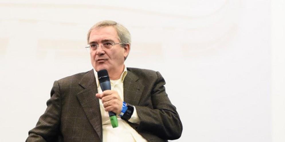 Il presidente Roberto Moroso