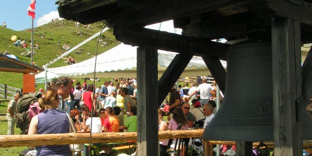 Torna la Festa dell'Amicizia sul monte Goriane