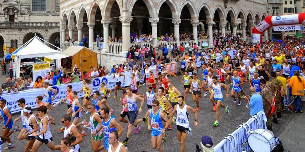 Una delle edizioni passate della Maratonina