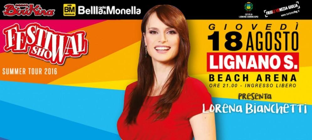 Festival Show arriva a Lignano