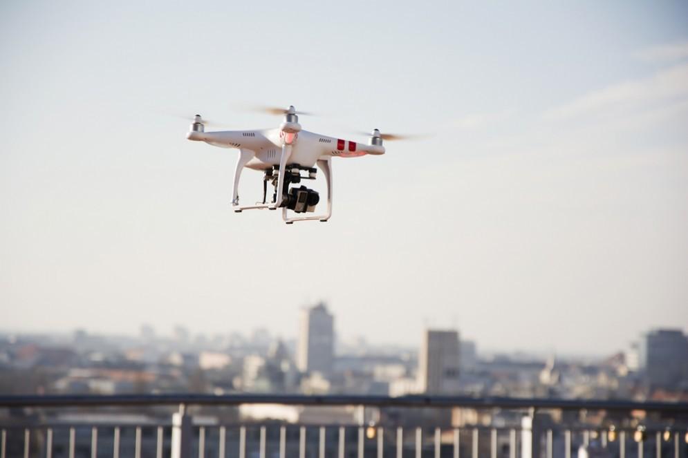 La prima scuola per piloti di droni