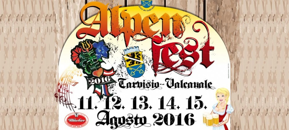 Torna Alpenfest a Tarvisio