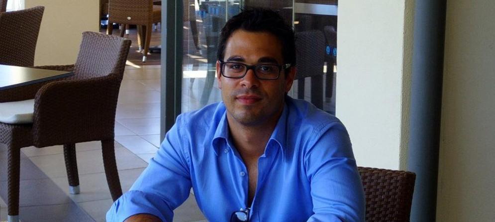 Andrea De Micco artigiano dei serramenti, la sua azienda ha sede a Latisana