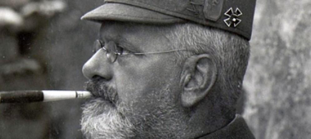 Massimo Somaglino racconterà l'esperienza di Julius Kugy,