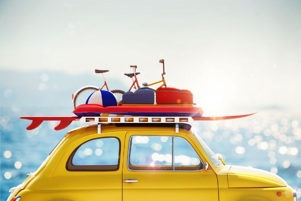 Tutto pronto per la partenza verso le meritate vacanze?