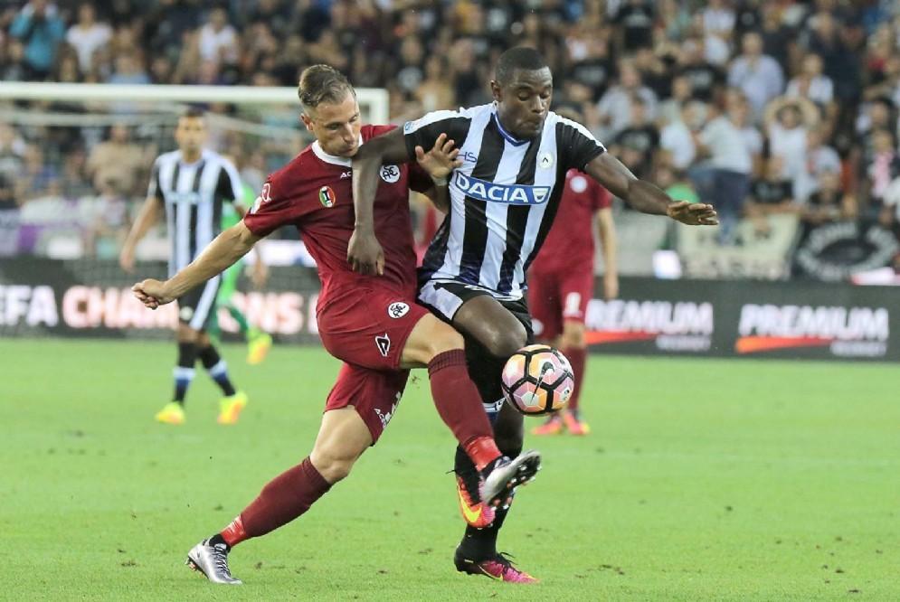 L'Udinese esce dalla Coppa Italia (© Diario di Udine)