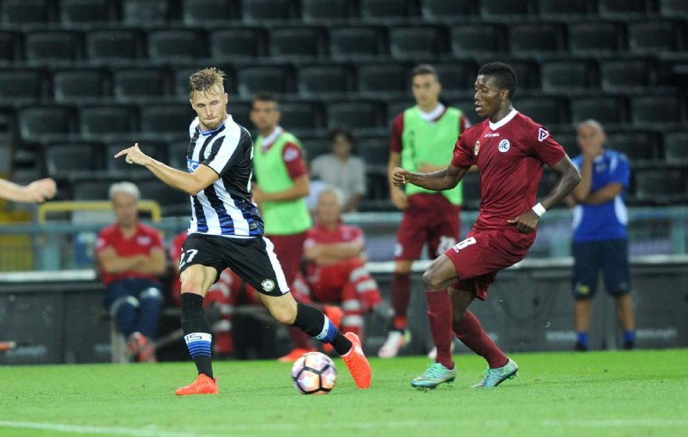 L'Udinese esce dalla Coppa Italia