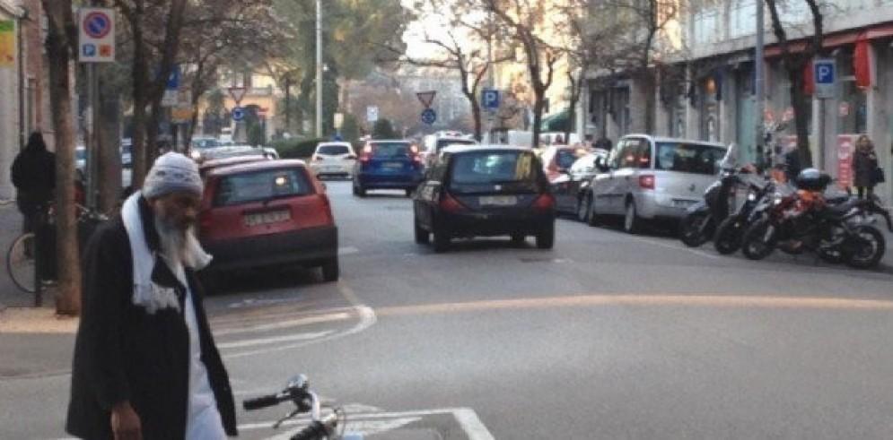 Borgo stazione a Udine
