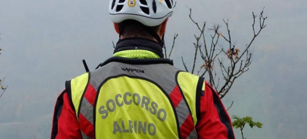 Alla ricerca del disperso nella zona di Chiusaforte anche gli uomini del soccorso alpino