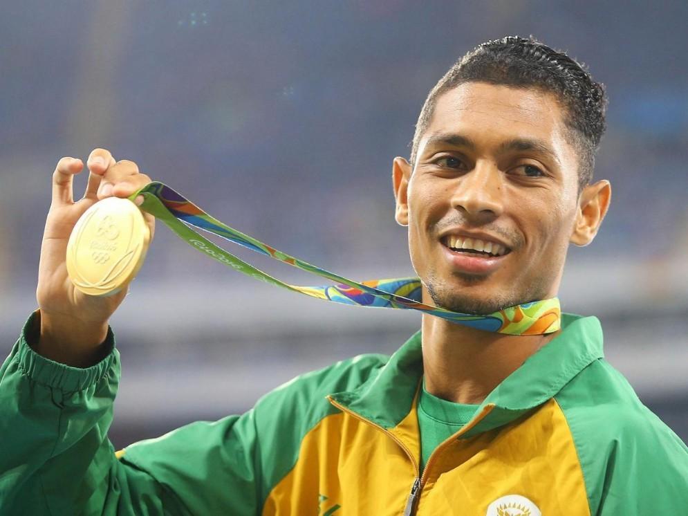 Il sudafricano Wayde Van Niekerk